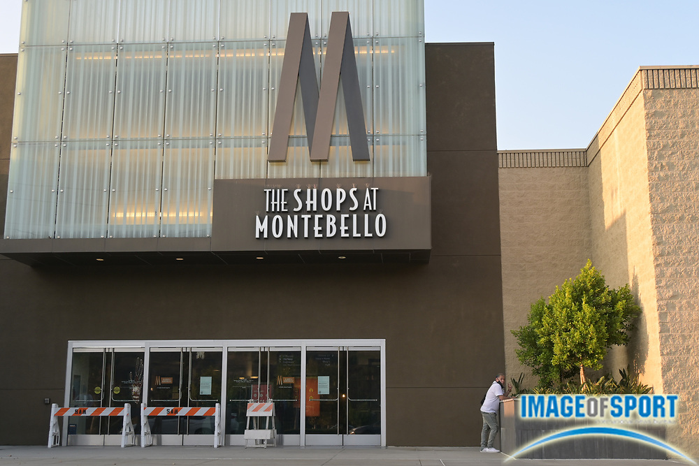 A general view of The Shops at Montebello, Friday, Sept. 18, 2020, in Montebello, Calif.