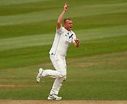 Somerset County Cricket Club v Nottinghamshire County Cricket Club 040813
