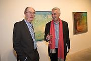 , RICHARD CORK; MARTIN GAYFORDWilliam Tillyer, 80th birthday exhibition. Bernard Jacobson. 28 Duke st. SW1 25 September 2018