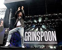 Grinspoon at Fire Fight Australia at the  ANZ Stadium Sydney Australa 16 Feb 2020 Photo BY Rhiannon Hopley