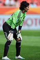 Fotball<br /> VM kvinner 2011 Tyskland<br /> 28.06.2011<br /> Sverige v Colombia<br /> Foto: Witters/Digitalsport<br /> NORWAY ONLY<br /> <br /> Torfrau Sandra Sepulveda (Kolumbien)<br /> Frauenfussball WM 2011 in Deutschland, Kolumbien - Schweden 0:1