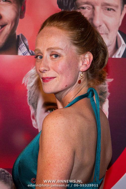 NLD/Scheveningen/20130909 -  Filmpremiere Smoorverliefd, Systke van der Ster