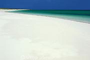 beach on Parrot Cay near<br /> Providenciales or Provo, Turks & <br /> Caicos Islands, Western Atlantic Ocean