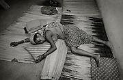 Sleeping Girl in Togo