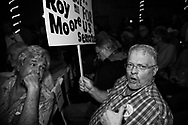 Edward Morris, a school teacher from Foley Alalamba, described himself as a strong Trump supporters, as well as a Roy Moore supporters. He would have problems with Moore is he dated 17 years olds- <br /> but he doesnt believe Moore did. He knows about teen age girls, and if it happened they would have been more vocal at the time.