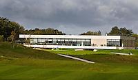 AMSTERDAM -Schiphol - Clubhuis van The International golfbaan van BurgGolf, COPYRIGHT KOEN SUYK