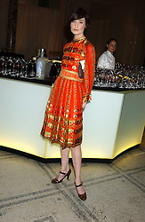 Model ERIN O'CONNOR at the 2005 British Fashion Awards held at The V&A museum, London on 10th November 2005.<br /><br />NON EXCLUSIVE - WORLD RIGHTS