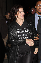 November 6, 2016 - Philadelphia, PA, United States - Actress Debra Messing attends the 'Get out and Vote' rally in support of Hillary Clinton at the Mann Music Center on November 5 2016 in Philadelphia, PA  (Credit Image: © William T Wade Jr/Ace Pictures via ZUMA Press)