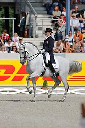 Munoz Diaz Juan Manuel - Fuego XII<br /> CHIO Aachen 2008<br /> Photo © Hippo Foto