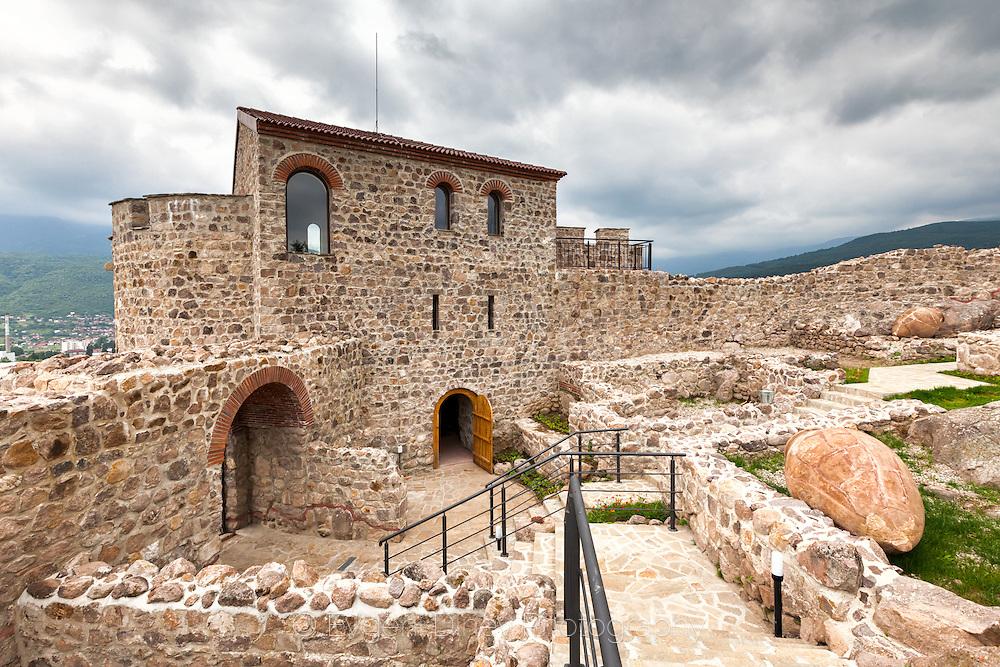 Peristera fortress in Peshtera