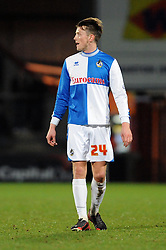Bristol Rovers' Ollie Clarke - Photo mandatory by-line: Dougie Allward/JMP - Tel: Mobile: 07966 386802 25/02/2014 - SPORT - FOOTBALL - Scunthorpe - Glanford Park - Scunthorpe United v Bristol Rovers - Sky Bet League Two
