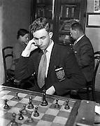 Chess, Irish Senior Schoolboys Chess Championships.23/04/1957