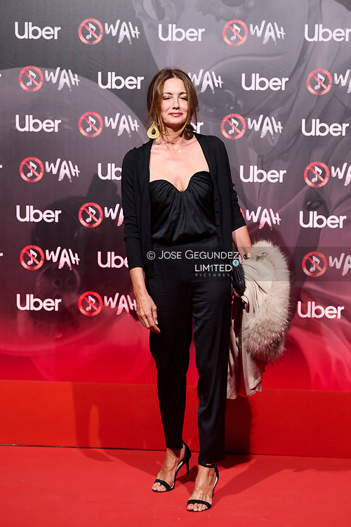 Jose Toledo attends 'Wah' Musical Show World Premiere Red Carpet at IFEMA on October 7, 2021 in Madrid, Spain