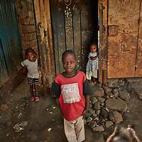 Day Seven Kenya images from Huduma Center- Door to Door