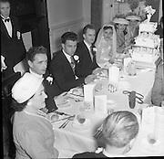 04/08/1956<br /> 08/04/1956<br /> 04 August 1956<br /> <br /> Wedding - Nugent-Ward at Our Lady of Fatima Church, Rialto