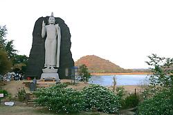 Satue in Giritale