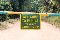 Welcome To Ruhija