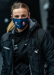 Rinka Duijndam of Netherlands after the Women's EHF Euro 2020 match between Netherlands and Norway at Sydbank Arena on december 10, 2020 in Kolding, Denmark (Photo by RHF Agency/Ronald Hoogendoorn)