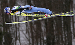 Adam Malysz (POL) at Qualification's 1st day of 32nd World Cup Competition of FIS World Cup Ski Jumping Final in Planica, Slovenia, on March 19, 2009. (Photo by Vid Ponikvar / Sportida)