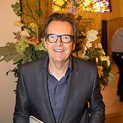NLD/Heemstede/20151116 - Boekpresentatie De Zin van het Leven, advocaat Pim de Vos