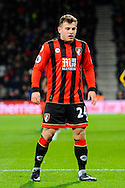 Ryan Fraser of AFC Bournemouth during the Premier League match between Bournemouth and Arsenal at the Vitality Stadium, Bournemouth, England on 3 January 2017. Photo by Graham Hunt.