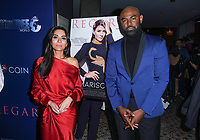 Marisol Nichols and Dimitry Loiseau at Regard Cares Celebrates Fall Issue Featuring Marisol Nichols held at Palihouse West Hollywood on October 02, 2019 in West Hollywood, California, United States (Photo by © L. Voss/VipEventPhotography.com)