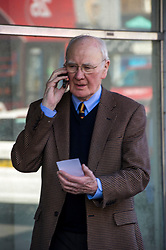 Pictured: Menzies Campbell<br /> Scottish Liberal Democrat candidate for Edinburgh West, Christine Jardine launched her campaign today for the Weastminster Parliament. She wase joined by former leader Menzies Campbell, MSP Alex Cole-Hamilton and Scottish Liberal Democrat leader Willie Rennie.<br /> <br /> Ger Harley   EEm 6 May2017