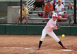 13 April 2010: Lauren Kellar. The Illini of Illinois knock off the Illinois State Redbirds 5-1 on the campus of Illinois State University in Normal Illinois.