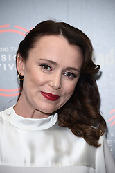 Keeley Hawes pictured during the BFI and Radio Times Television Festival, at the BFI South Bank in London. Picture date: Friday April 12, 2019. Photo credit should read: Matt Crossick/Empics