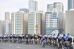 March 2, 2019 - Dubai, Emirati Arabi Uniti, Emirati Arabi Uniti - Foto LaPresse - Fabio Ferrari.02 Marzo 2019 Dubai (Emirati Arabi Uniti).Sport Ciclismo.UAE Tour 2019 - Tappa 7 - da Dubai Safari Park a City Walk - 145 km.Nella foto: durante la gara...Photo LaPresse - Fabio Ferrari.March 02, 2019 Dubai (United Arab Emirates) .Sport Cycling.UAE Tour 2019 - Stage 7 - From Dubai Safari Park to City Walk  - 90 miles..In the pic: during the race (Credit Image: © Fabio Ferrari/Lapresse via ZUMA Press)
