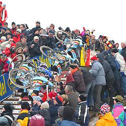 De Belgen waren in 2005 de absolute heersers in het veld