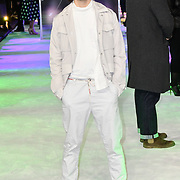 George Shelley attends Premiere of M. Night Shyamalan's superhero thriller Glass, which follows Unbreakable and Split on 9 January 2019, London, UK.