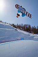 junior world chanpionships Snowboard  2011 Half pipe qualification