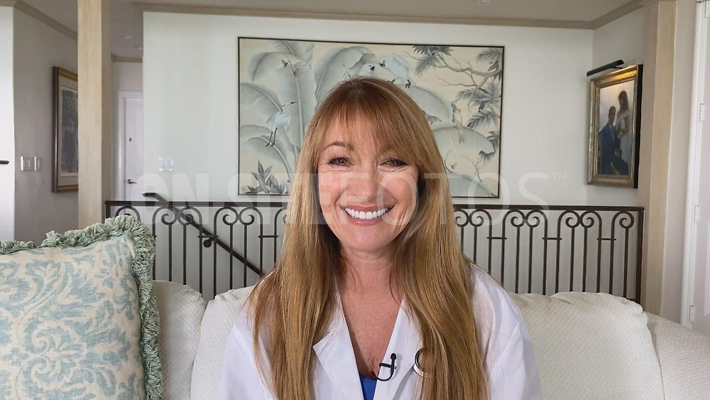 ROLL UP YOUR SLEEVES: PRESENTED BY WALGREENS -- Roll Up Your Sleeves: Presented by Walgreens -- Pictured in this screengrab: Jane Seymour -- (Photo by: NBC)