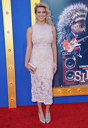 Tori Kelly bei der Premiere von Sing in Los Angeles / 031216