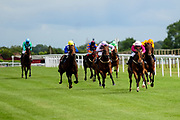Laylas Dream ridden by Dane O'Neill and trained by Tony Carroll in the Best Free Tips At Valuerater.Co.Uk Handicap (Bath Summer Sprint Series Qualifier) (Class 6) race. Swiss Chill ridden by Hollie Doyle  and trained by Clive Cox in the Best Free Tips At Valuerater.Co.Uk Handicap (Bath Summer Sprint Series Qualifier) (Class 6) race. Coronation Cottage ridden by Tom Queally and trained by Mlacolm Saunders in the Best Free Tips At Valuerater.Co.Uk Handicap (Bath Summer Sprint Series Qualifier) (Class 6) race. Edged Out ridden by Poppy Bridgewater and trained by Christopher Mason in the Best Free Tips At Valuerater.Co.Uk Handicap (Bath Summer Sprint Series Qualifier) (Class 6) race. Ever Rock ridden by Laura Coughlan and trained by J S Moore in the Best Free Tips At Valuerater.Co.Uk Handicap (Bath Summer Sprint Series Qualifier) (Class 6) race. Three Little Birds ridden by Williams Carver and trained by Sylvester Kirk in the Best Free Tips At Valuerater.Co.Uk Handicap (Bath Summer Sprint Series Qualifier) (Class 6) race. Big Time Maybe ridden by Harry Bentley and trained by Michael Attwater in the Best Free Tips At Valuerater.Co.Uk Handicap (Bath Summer Sprint Series Qualifier) (Class 6) race. - Ryan Hiscott/JMP - 07/08/2019 - PR - Bath Racecourse - Bath, England - Race Meeting at Bath Racecourse