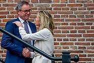 Steunbetuiging voor burgemeester Jos Wienen