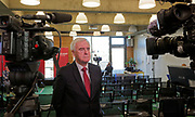 London, United Kingdom - 9 December 2019<br /> John McDonnell gives an economics speech in the run up to the general election 2019, on behalf of the Labour Party at Coin Street Community Builders, London, England, UK.<br /> (photo by: EQUINOXFEATURES.COM)<br /> Picture Data:<br /> Photographer: Equinox Features<br /> Copyright: ©2019 Equinox Licensing Ltd. +443700 780000<br /> Contact: Equinox Features<br /> Date Taken: 20191209<br /> Time Taken: 12041396<br /> www.newspics.com