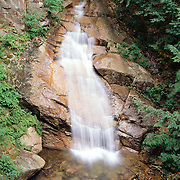 "Liberty Falls, Franconia Notch State Park, near ""The Flume"""