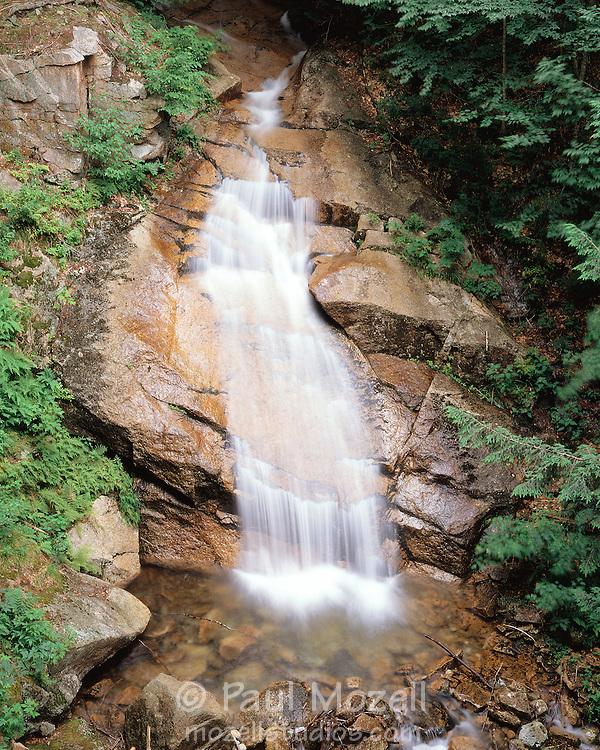 "Liberty Falls, Franconia Notch State Park, near ""The Flume"""