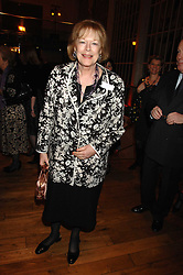LADY ANTONIA FRASER at the Orion Authors Party held at the Royal Opera House, Covent Garden, London on 11th February 2008.<br /><br />NON EXCLUSIVE - WORLD RIGHTS