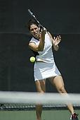 3/26/04 Women's Tennis vs Marquette