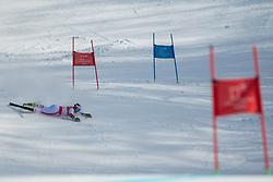 PYEONGCHANG-GUN, SOUTH KOREA - FEBRUARY 18: Stefan Brennsteiner of Austria during the Alpine Skiing Men's Giant Slalom at Yongpyong Alpine Centre on February 18, 2018 in Pyeongchang-gun, South Korea. Photo by Ronald Hoogendoorn / Sportida