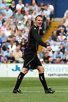 Dietmar Hamann. Stockport County FC 2-2 Manchester City FC. Pre-Season Friendly. 2.8.08