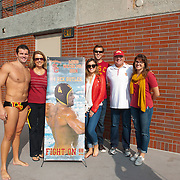 USC M Waterpolo Senior Day v CAL 2014