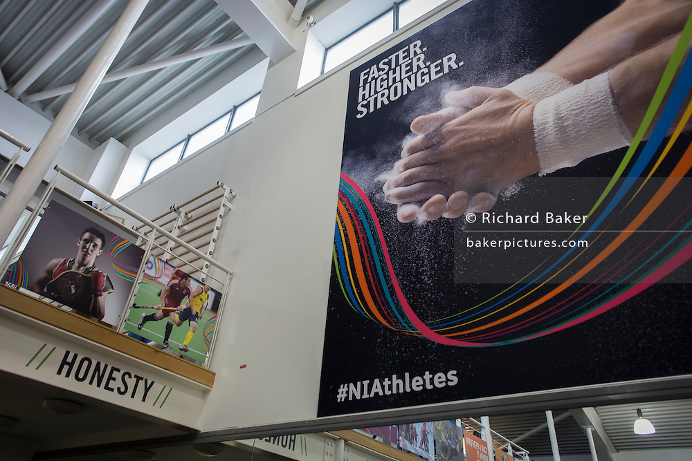 Motivational sports psychology in the gym at the Sports Institute, University of Ulster, Northern Ireland.<br /> 2015).