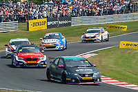#26 Daniel Lloyd BTC Norlin Racing Honda Civic Type R (FK2) during race 1  for Rounds 10 - 12 of the 2018 British Touring Car Championship at Oulton Park, Little Budworth, Cheshire, United Kingdom. June 10 2018. World Copyright Peter Taylor/PSP. Copy of publication required for printed pictures.