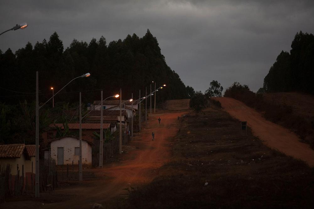 Pedra Azul_MG, Brazil.<br /> <br /> Casas simples no municipio de Pedra Azul, Minas Gerais.<br /> <br /> Simple houses in Pedra Azul, Minas Gerais.<br /> <br /> Foto: LEO DRUMOND / NITRO