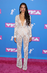 August 21, 2018 - New York City, New York, USA - 8/20/18.Shanina Shaik at the 2018 MTV Video Music Awards held at Radio City Music Hall in New York City..(NYC) (Credit Image: © Starmax/Newscom via ZUMA Press)