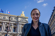 Ballerina, Dorothée Gilbert, Paris. <br /> <br /> From the chapter entitled 'Etoile' and from the book 'Risk Wise: Nine Everyday Adventures' by Polly Morland (Allianz, The School of Life, Profile Books, 2015). <br /> <br /> FOR REPRODUCTION OTHER THAN RELATED TO THE BOOK 'RISK WISE', PERMISSION FROM DOROTHEE GILBERT IS REQUIRED.
